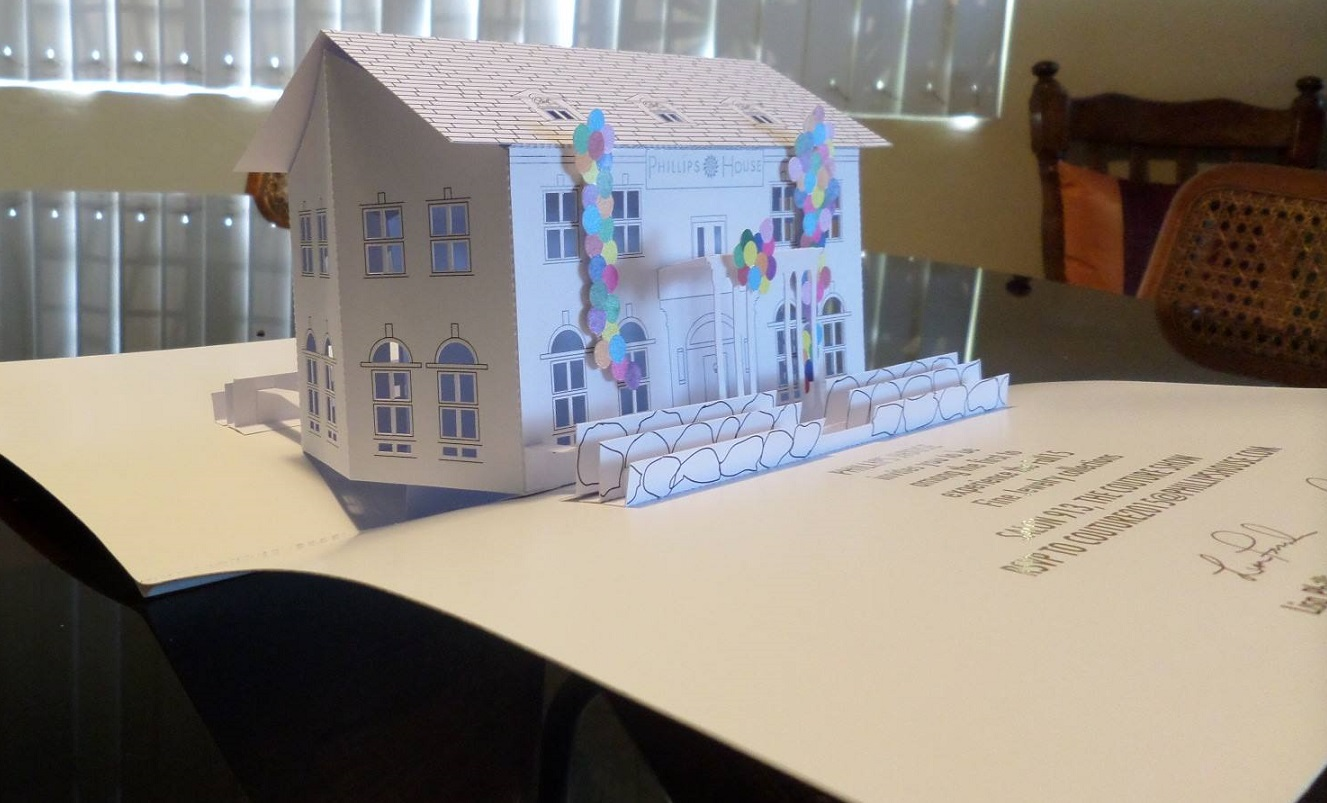 3d pop up house pop up occasions