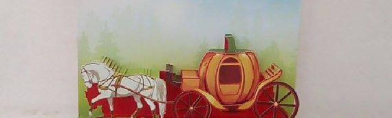 Fairy Tale Themed Pop Up Card