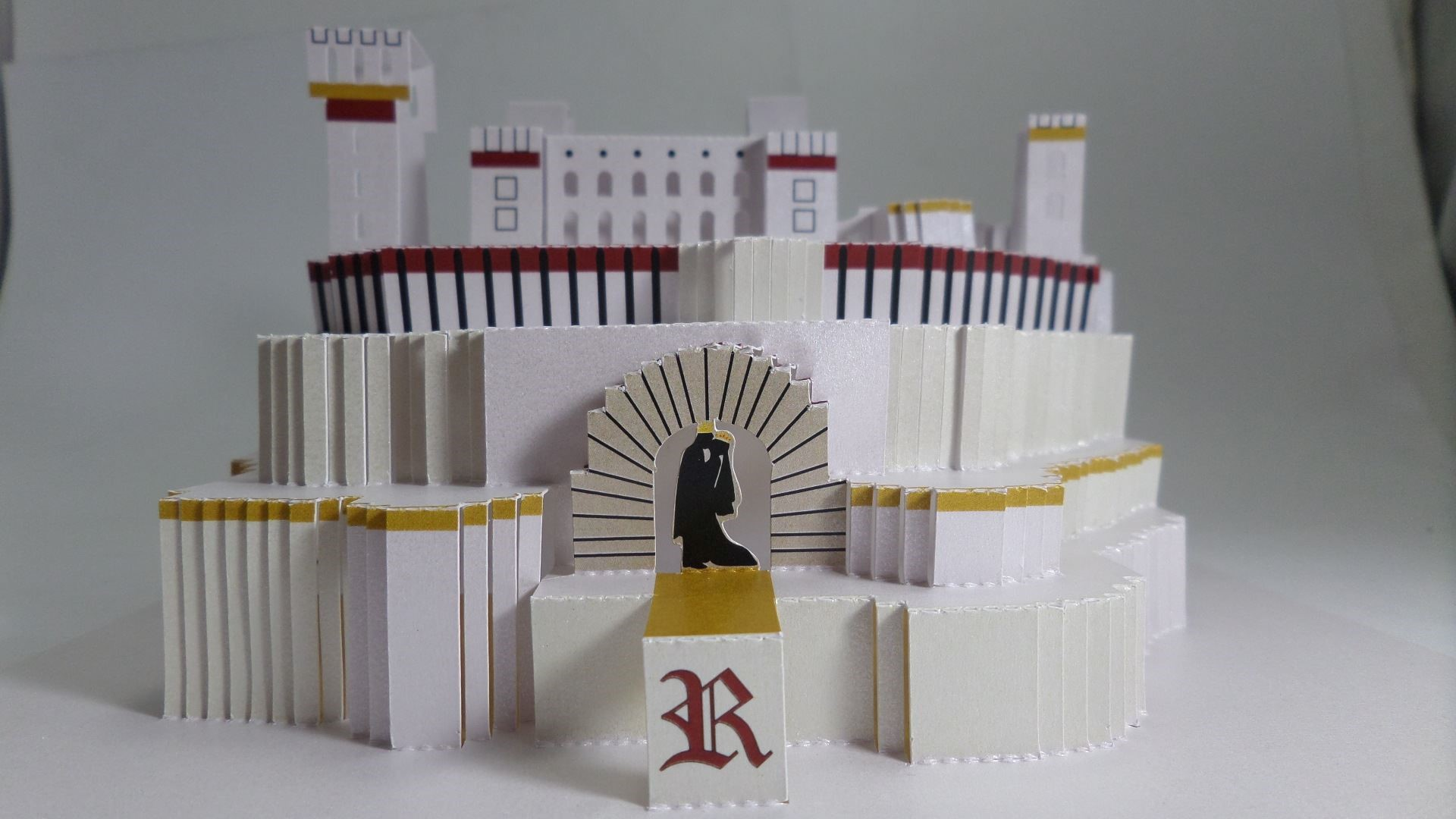 Games of Throne Inspired Wedding Invitation Card | Pop Up Occasions